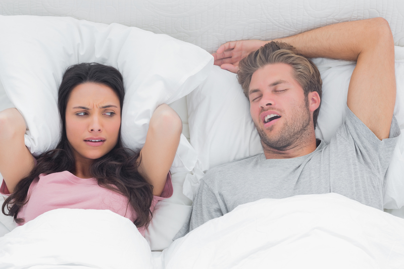 apnea del sueño